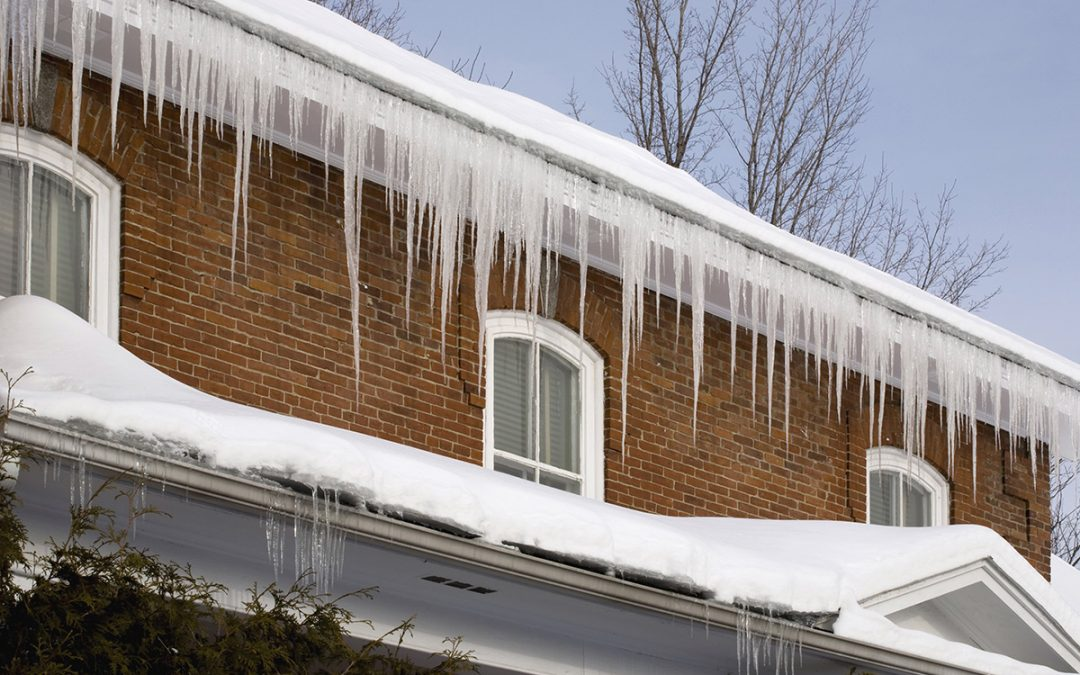 Common Winter Weather Roofing Problems - Select ...