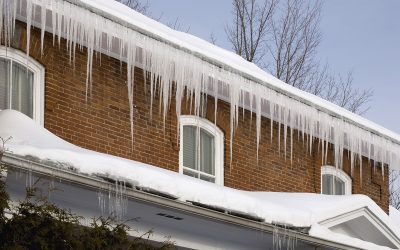 Common Winter Weather Roofing Problems