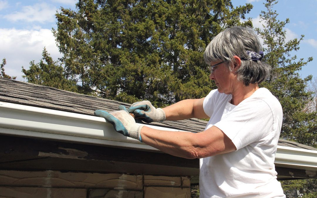 Spring Roof Maintenance: Look Out For These Problems As The Weather Warms Up